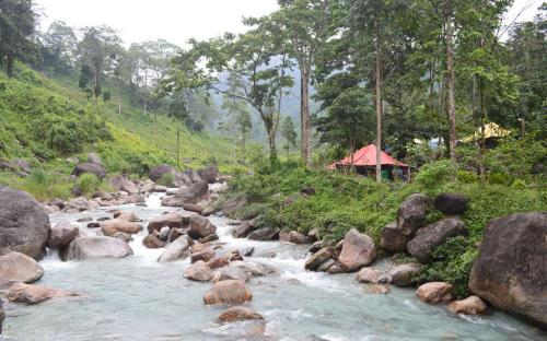 Jhallong River