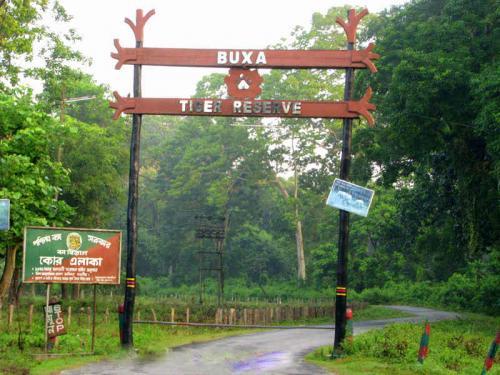Buxa Reserve Forest