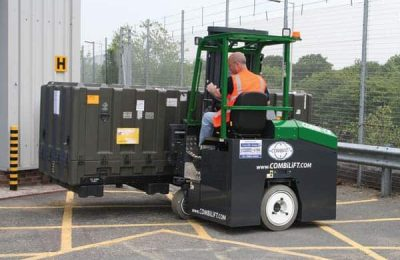 Combilift from Malcolm West