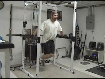 Rack-Rail Leg Raises for DEADLY Bodyweight Lower Ab Training