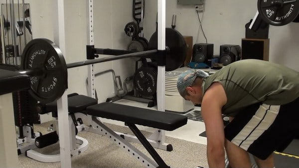 Back-Off Bench Press - The Ultimate Beach Body Exercise!