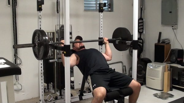 The BEST Way to do Incline Barbell Bench Press to Target The Upper Pecs