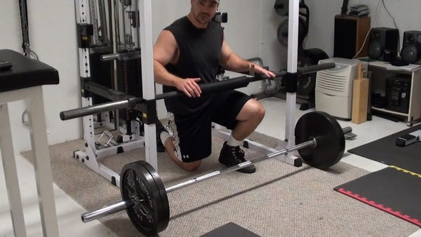 Add 20 to 50 Pounds To Your Max Deadlift With This Bar-in-Belly Core Bracing Exercise
