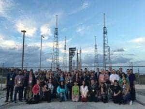 BrinkZone Goes To NASA!