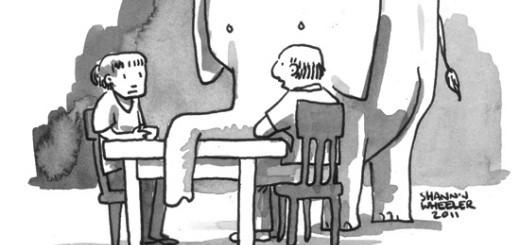 managing former peers means elephants in the room