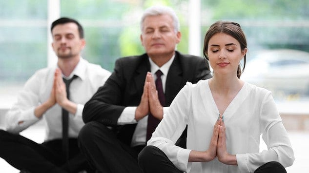 how to be more positive positivity praise meditation