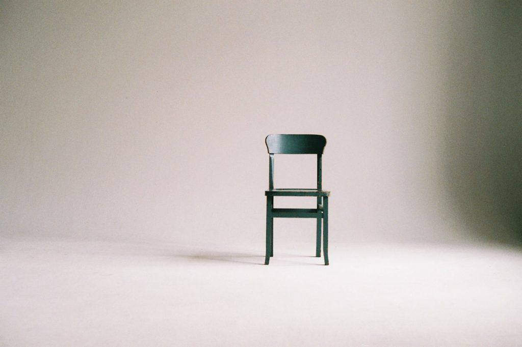 bereavement at work means an empty chair