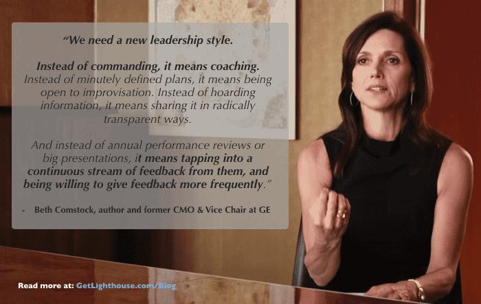 coaching employees is a critical part of modern leadeship