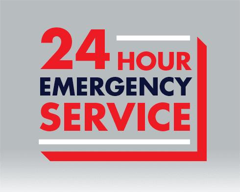 24-Hour Emergency Service