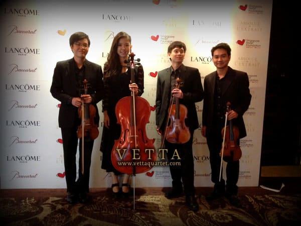 Singapore Heart Foundation Fund Raising Auction by Lancôme