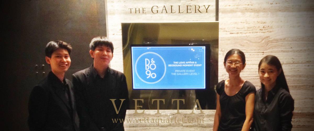 Bang & Olufsen Private Event at Grand Hyatt