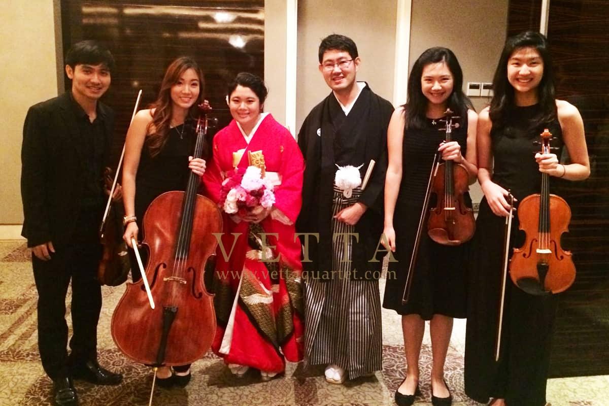 Shin & Masako Wedding at St Regis