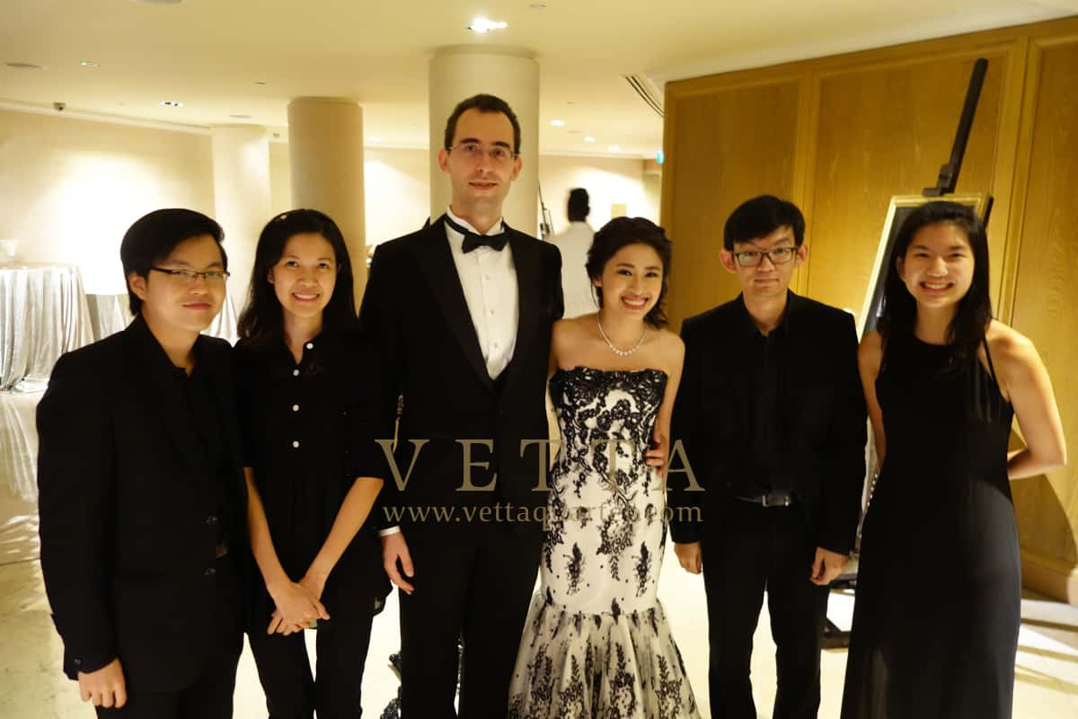 Aleksandar & Carren's Wedding at Armenian Church and Goodwood Park Hotel