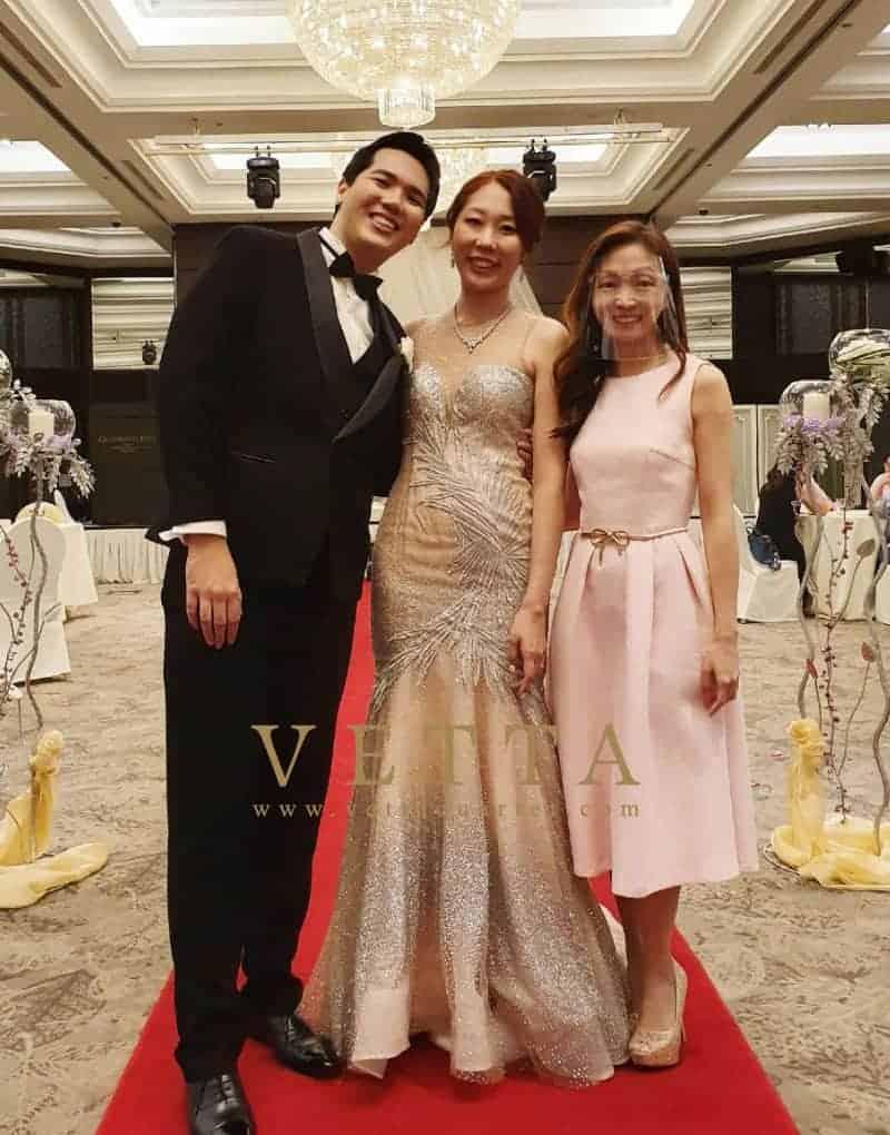 Yeonsu's Wedding at Goodwood Park Hotel
