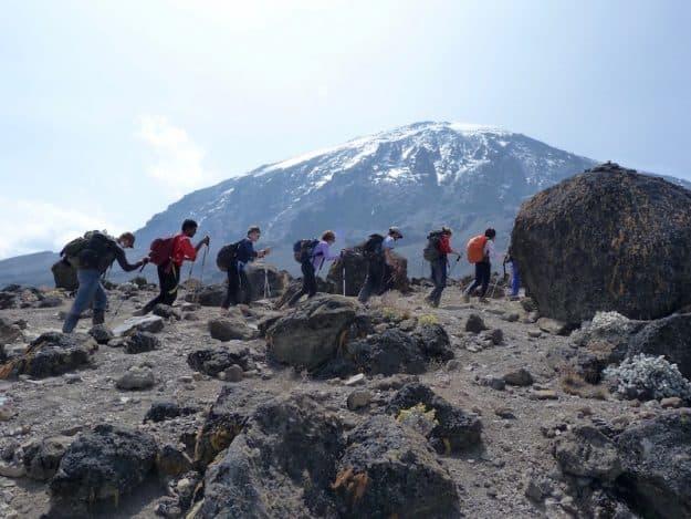 Kilimanjaro günstig besteigen