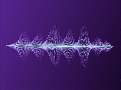 Voice Sound Wave