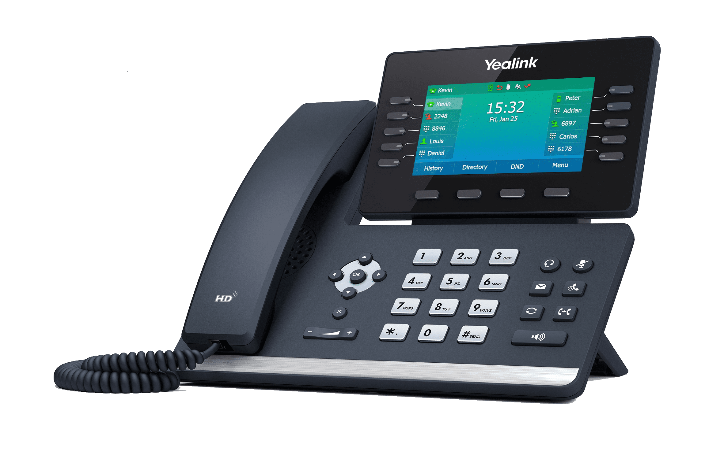Yealink T54W Model Phone