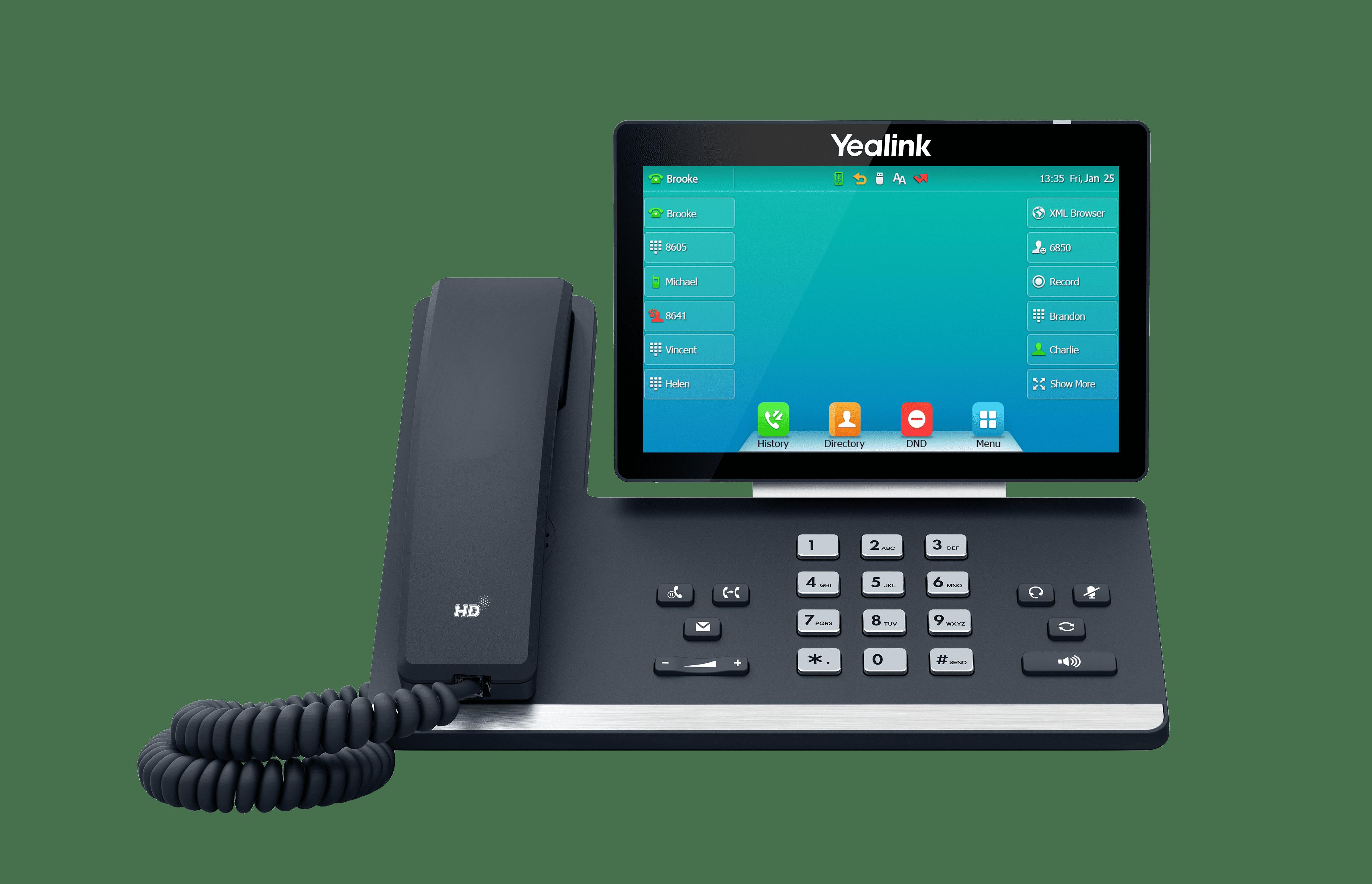 Yealink T57W Model Phone
