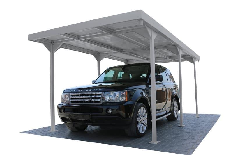 Palladium Car Shelter 10'x17'