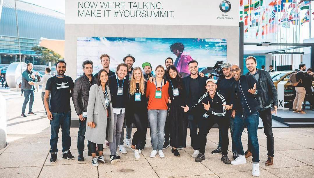 WEBSUMMIT // BMW