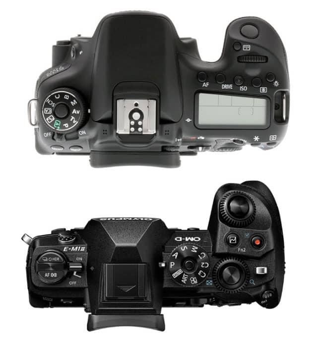 Camera Shooting Modes