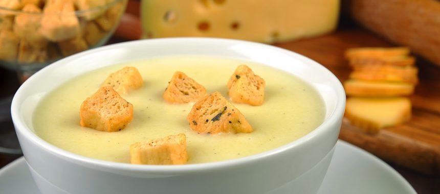 Sopa de Cebola Simples