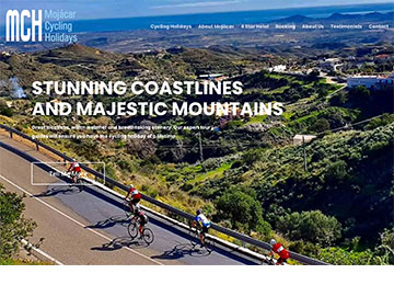 Mojacar Cycling Holidays