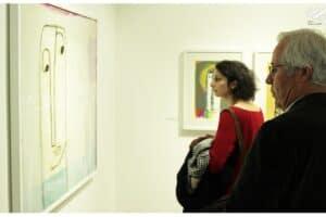 Portrait of Absence Palestinian Art
