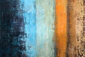 Osama Said, Untitled, 2020, oil on canvas, 90 x 60 cm