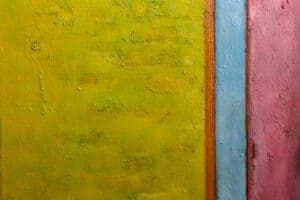 Osama Said, Untitled, 2020, oil on canvas, 155 x 126 cm