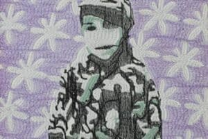 Monther Jawabreh Palestinian Artist