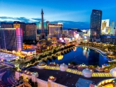 FRA Paris nach USA Las Vegas Non-Stop Flug von November bis Februar Hin+Rückflug ab 176€