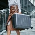 Xiaomi Mi Classic Koffer Hartschalenkoffer Modell Luggage 20″ mit 38 Liter in blau oder schwarz