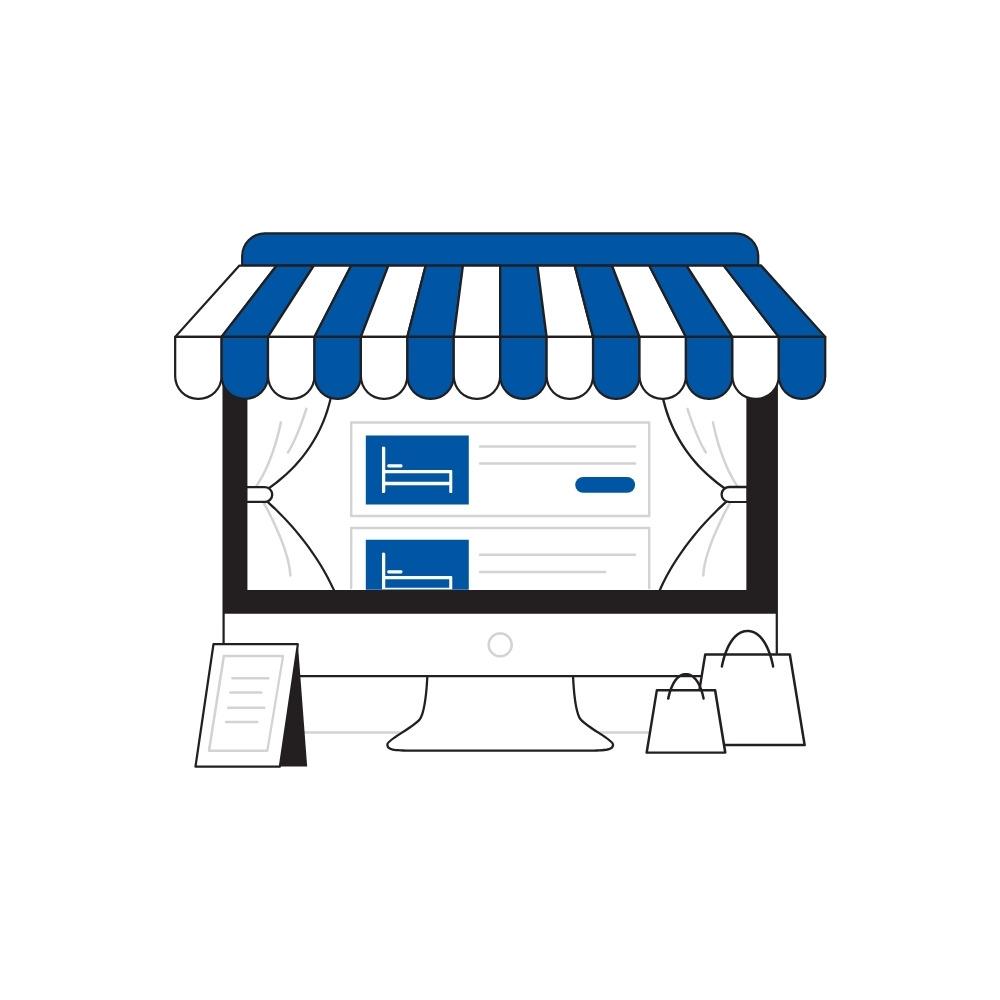 Un booking engine semplice ed efficace per il tuo sito web