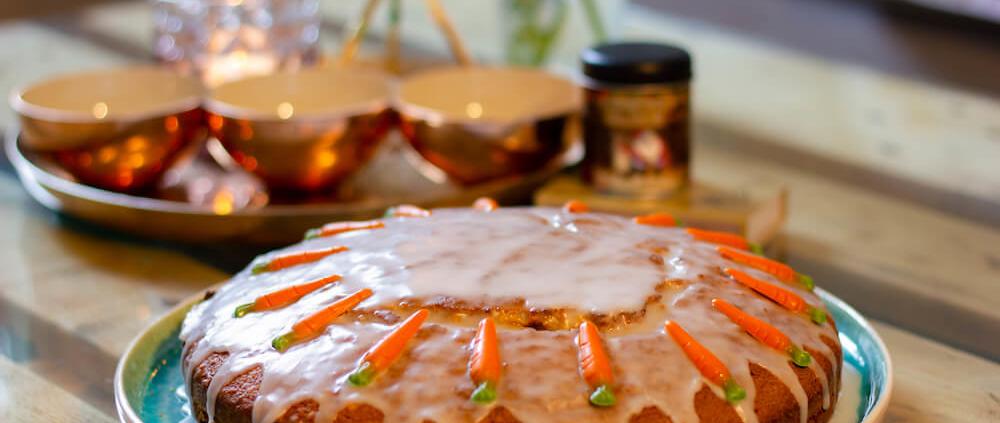 karotten kuchen rezept