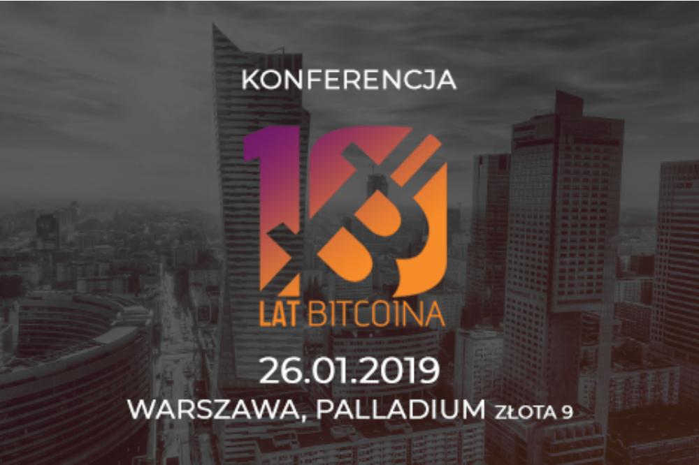 Konferencja 10 lat Bitcoina