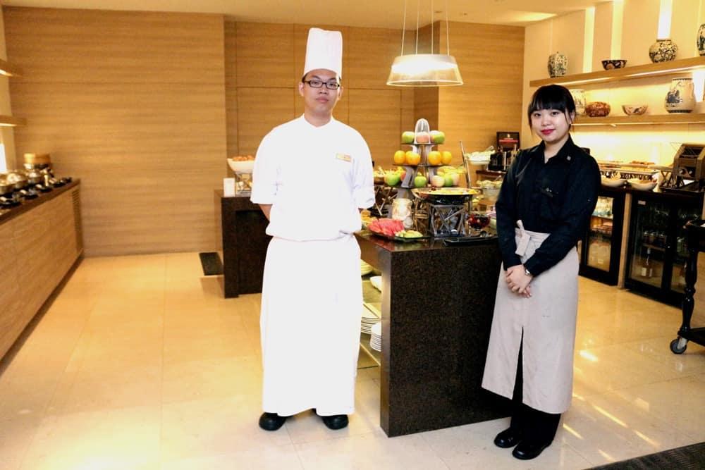 Restaurant in Concorde Hotel Singapore