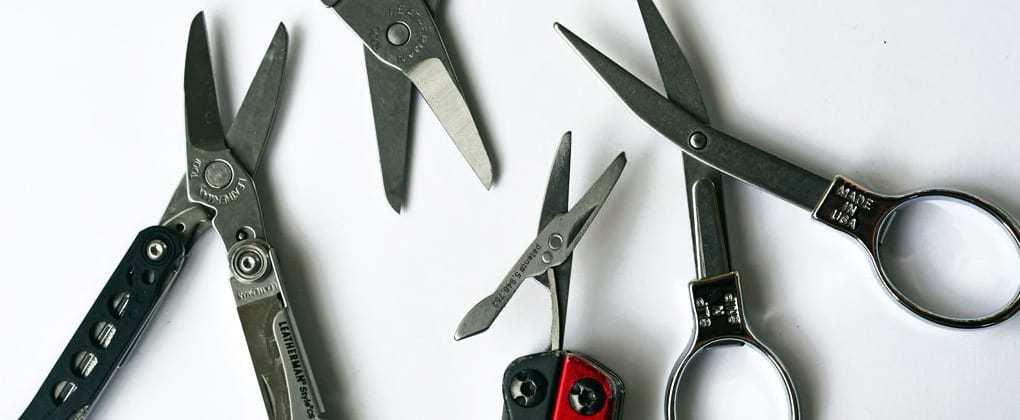 EDC scissors