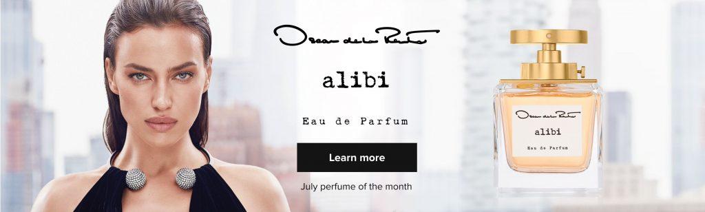 oscar de la renta alibi perfume of the month scentbird