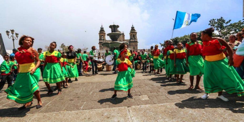 Danza garífuna Guatemala