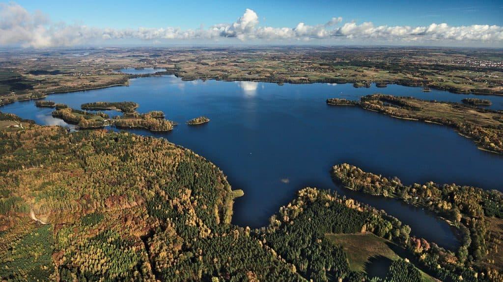 Jezioro Dadaj , autor: Mkulikowski, licencja CCBY4.0