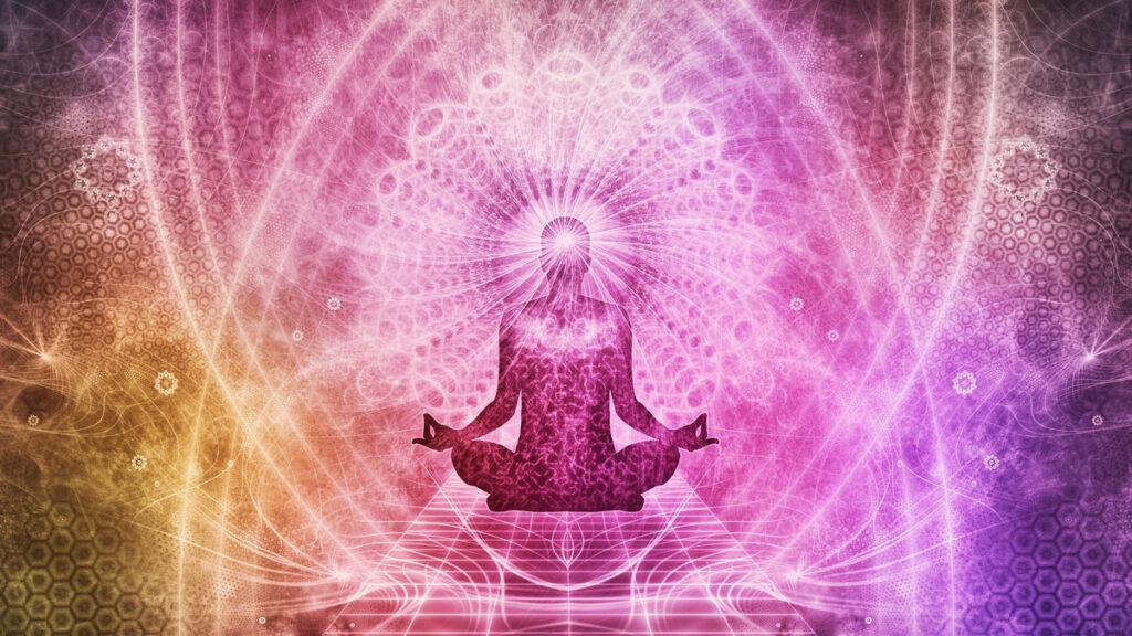 Healing og spirituel udvikling