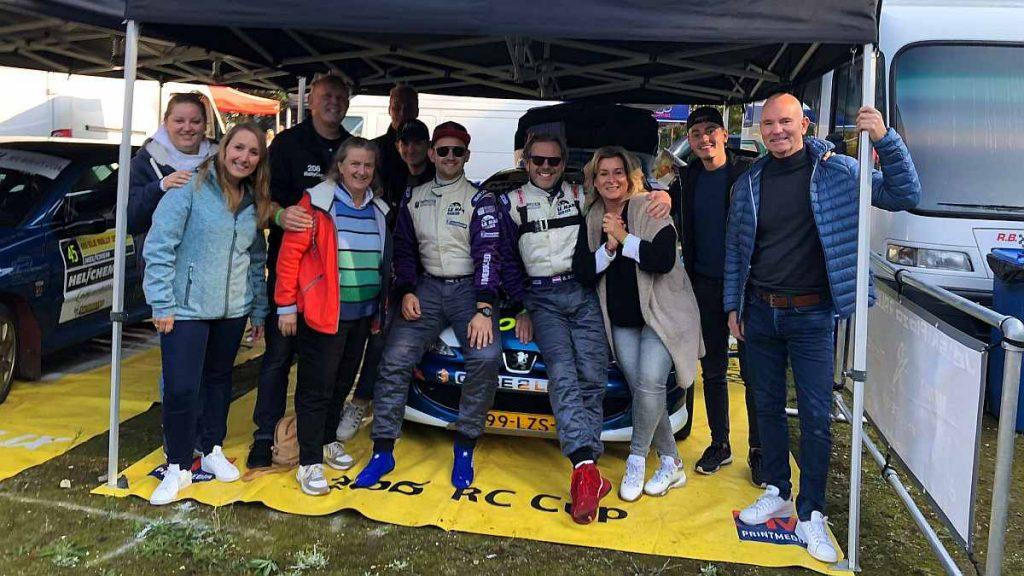 RB Rallysport team ELE Rally 2021