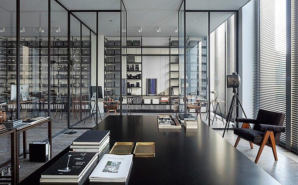 Studio von Oliver Jungel in Düsseldorf