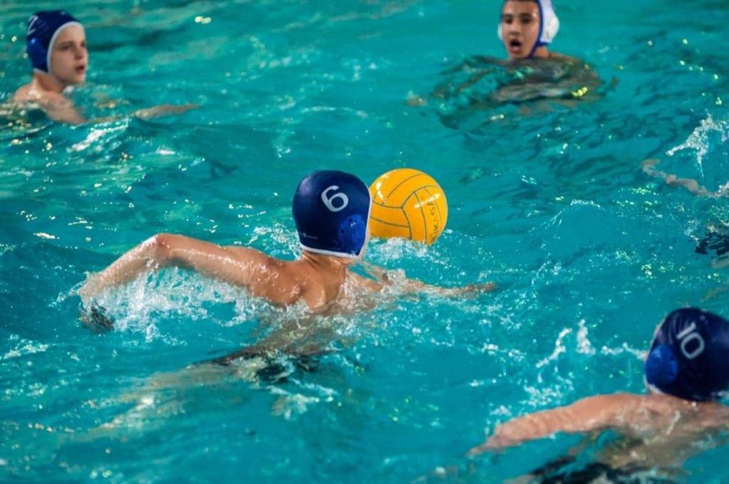 KIds Water Polo
