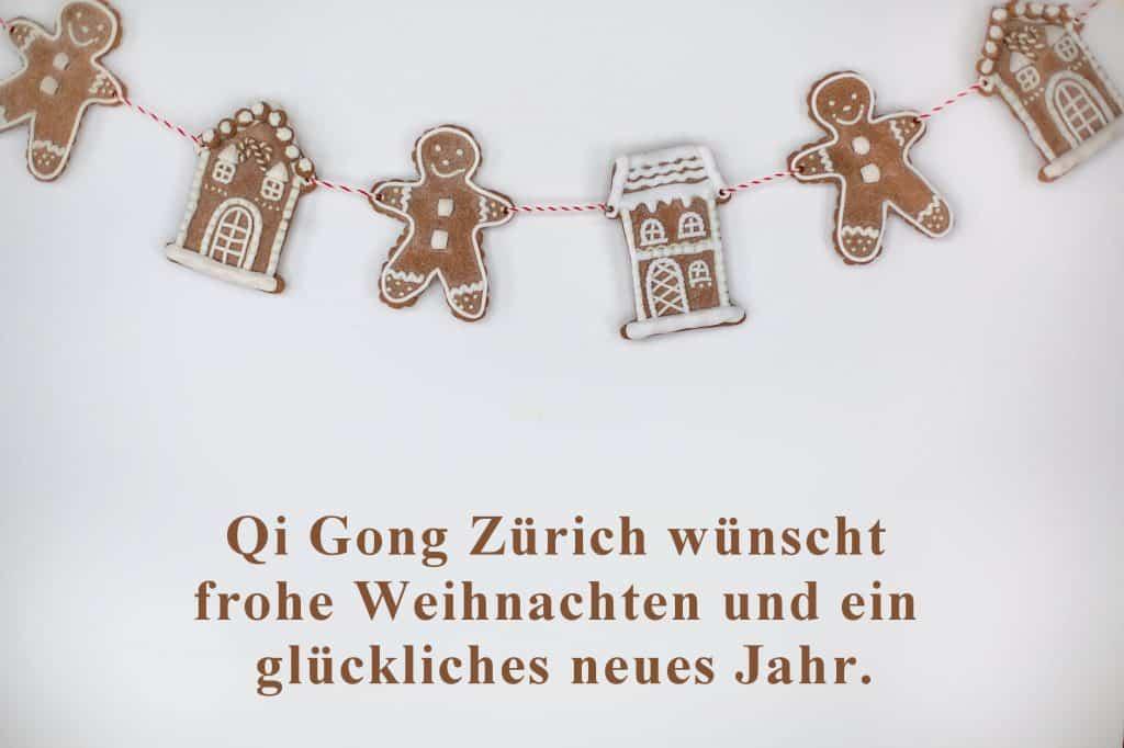 Qi Gong Zürich wünscht frohe Weihnachten und ein glückliches neues Jahr