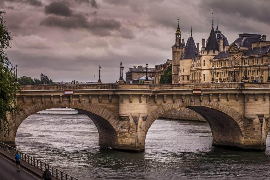 Pont Neuf, Paris, France