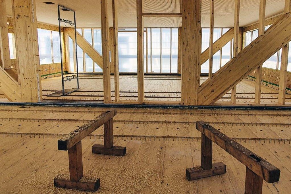 Rathaus Wendlingen in Holz-Hybrid-Bauweise