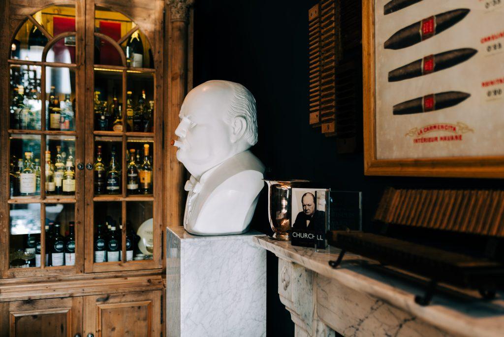 Winston Churchill ornaments