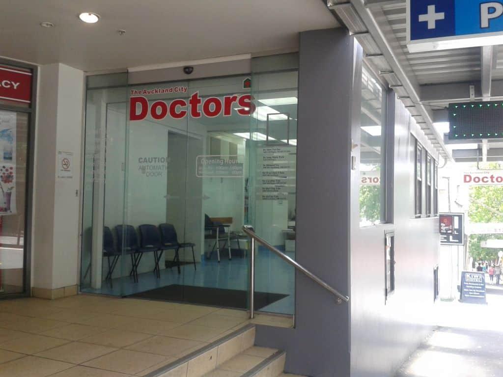 doctors going nz